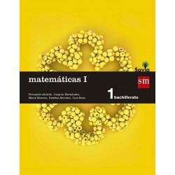 MATEMÁTICAS 1 -1º Bach-